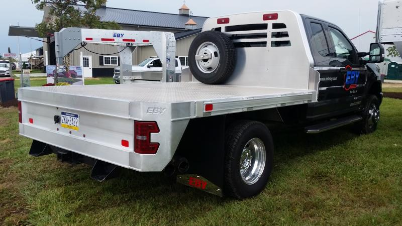 2019 EBY Big Country Flatbed Truck Bed