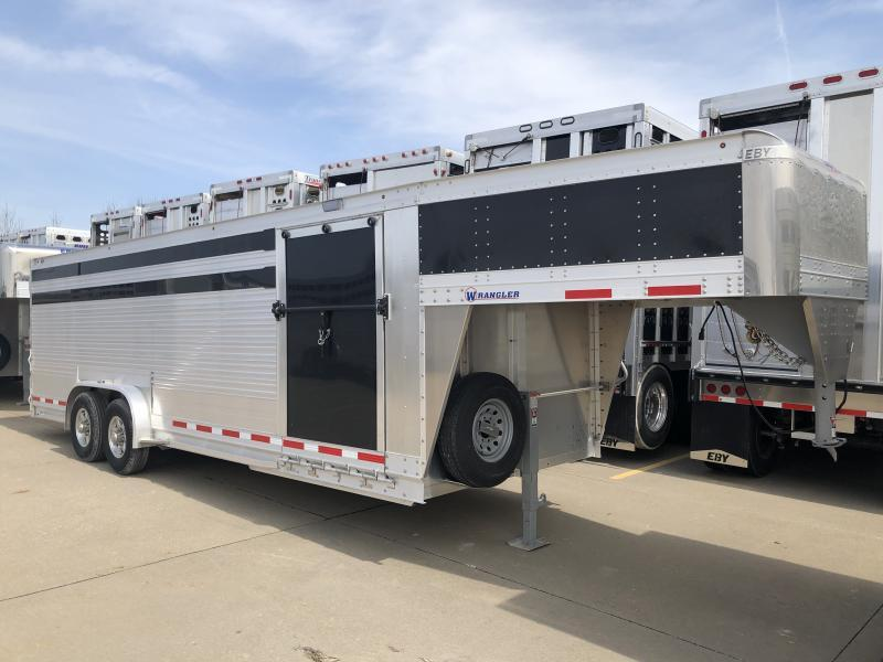 "2020 EBY Wrangler 24'x7'6""x6'6"" Final Drive Package in SD"