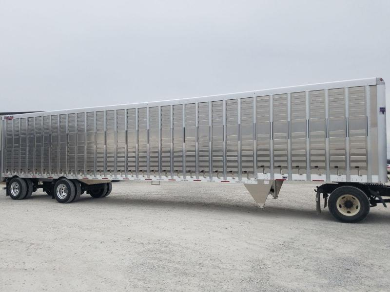 "2020 Eby EBY 6"" Drop Transpork 53' x 102"" x 13'6"", Advantage Closures  Drop Floor Livestock-Semi"
