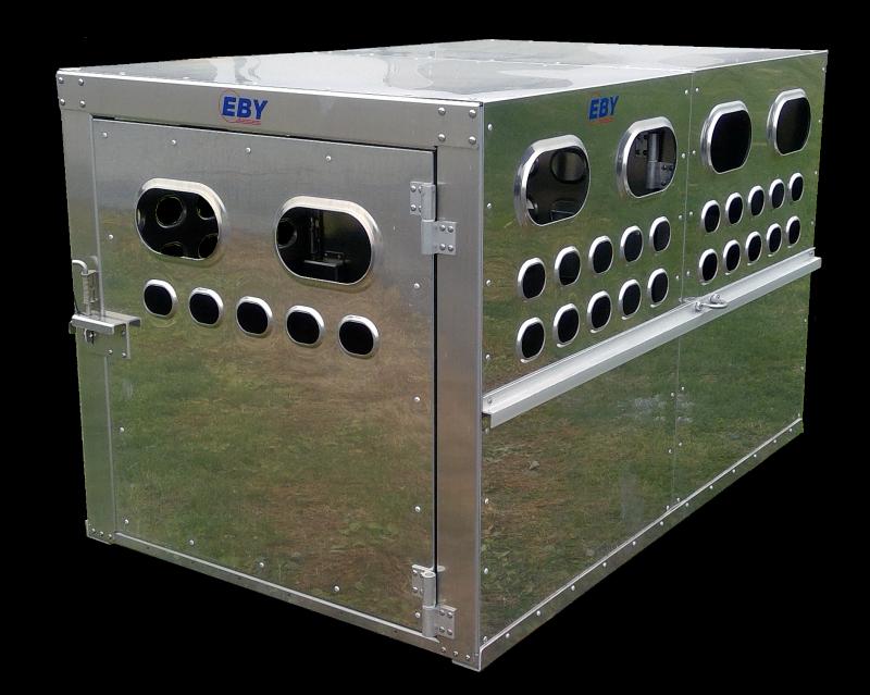 """EBY EBY Livestock Box 6'L x 4'W x 46""""H - Bright Finish  Livestock-Box in Ashburn, VA"""