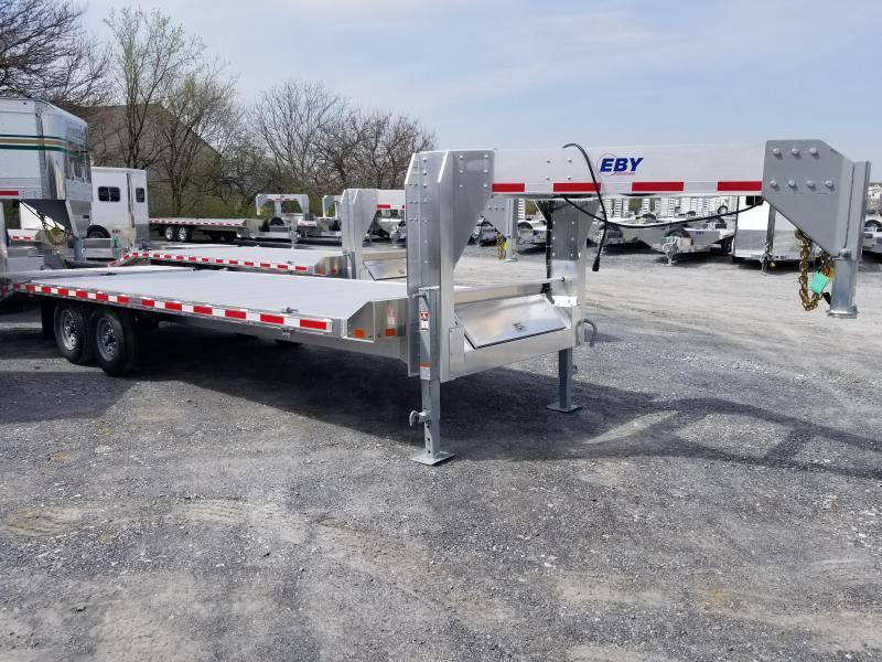 "EBY 24'6"" x 102"" Deckover 16K - 50/50 Ramps Equipment GN in Ashburn, VA"