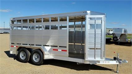 "2019 Eby 16' x 6'5"" x 6'6"" LSBH Slat A  BH Livestock in Ashburn, VA"