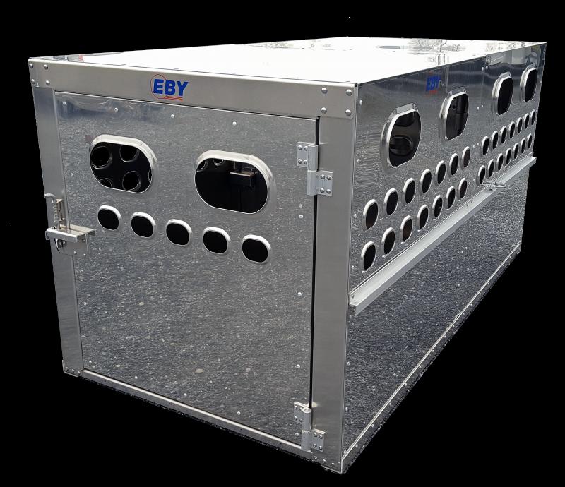 """EBY EBY Livestock Box 8'L x 4'W x 46""""H - Bright Finish  Livestock-Box in Ashburn, VA"""