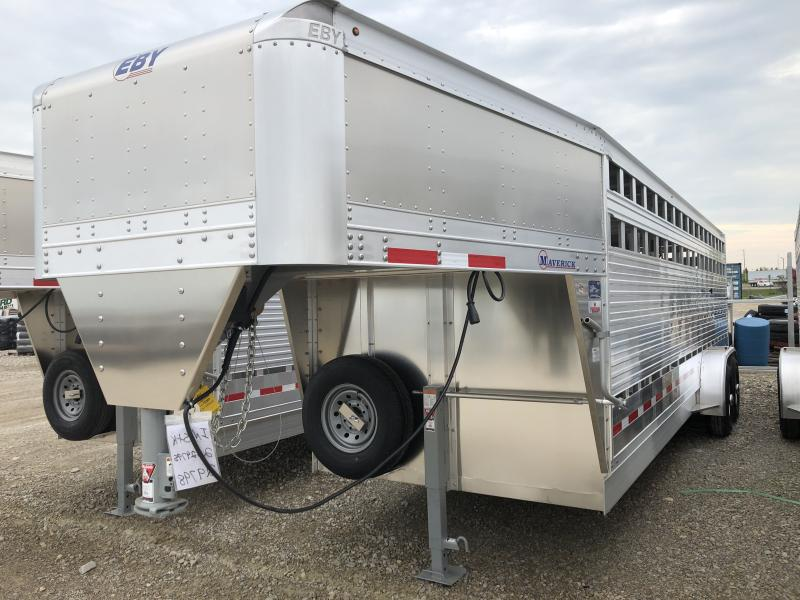 2020 EBY Freedom Plus Livestock Trailer