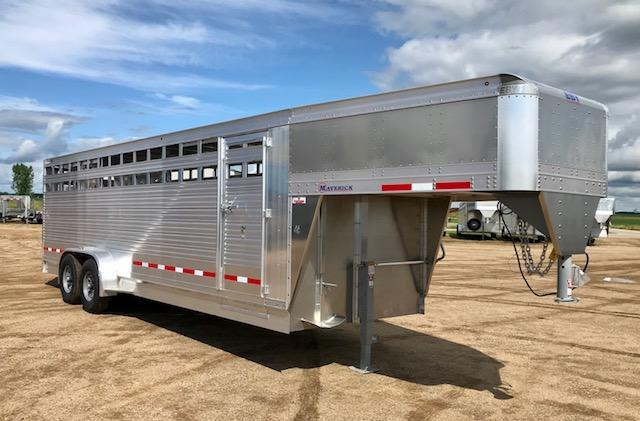 "2019 EBY 24' x 6'11"" x 6'6'' Mav Slat B - Freedom Plus  GN Livestock in SD"
