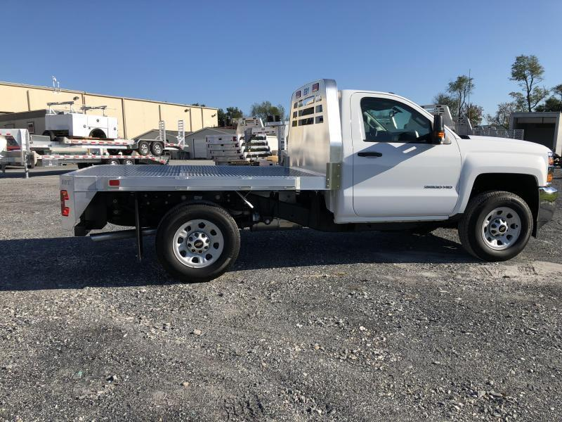 """EBY 7' x 84-1/8"""" Big Country Flatbed"""