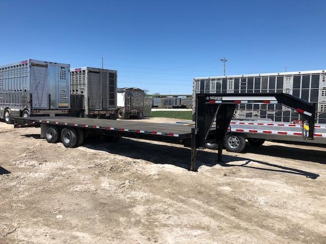 "2010 Titan 30'x102"" Equipment Trailer   in Ashburn, VA"