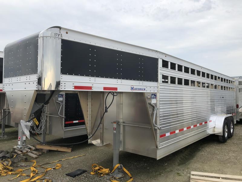 2020 Eby 2020 Eby Maverick 24x83x6.5  GN Livestock