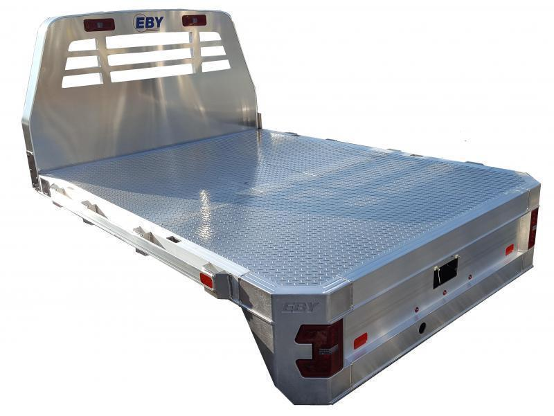 "EBY 7' x 84-1/8"" Big Country Flatbed"