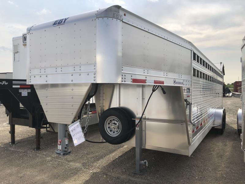 """2020 EBY 24' x 6'11"""" x 6'6'' Mav Slat B - Freedom Plus  GN Livestock in Ashburn, VA"""