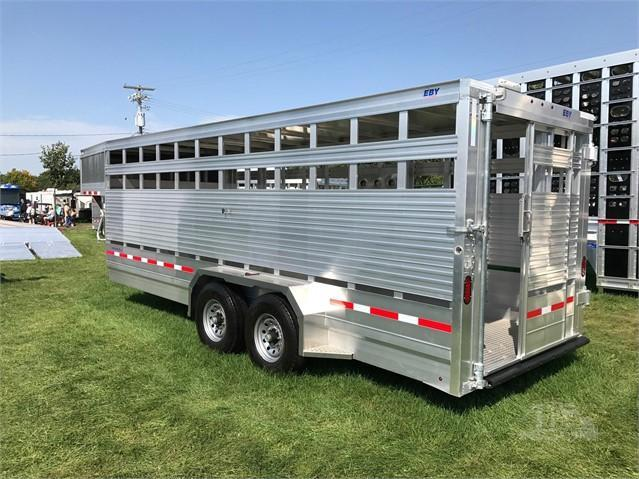 "2019 Eby 20' x 6'11"" x 6'6'' Maverick LS GN in Ashburn, VA"