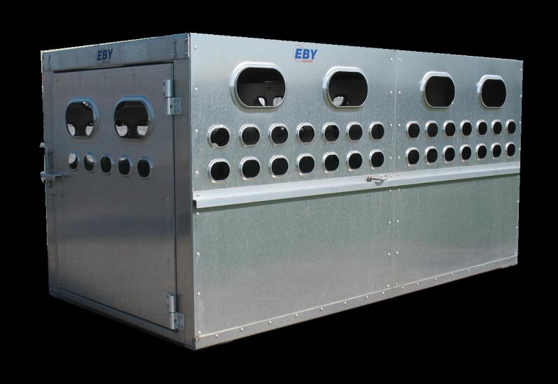"""EBY Livestock Box 8'L x 4'W x 46""""H in Ashburn, VA"""