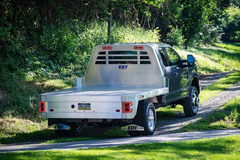 "2018 EBY 8'6""x84-1/8"" Big Country Flatbed Truck Bed"