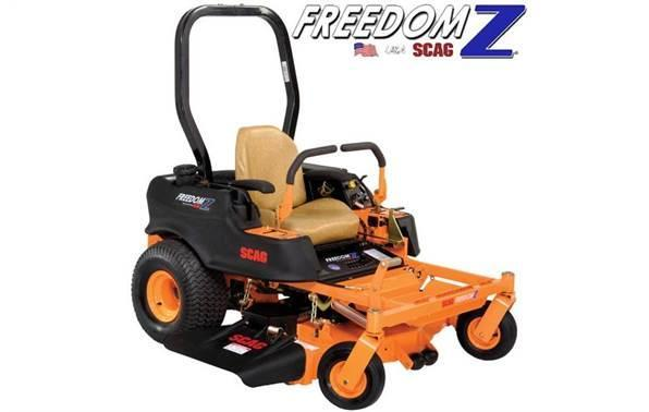 2018 Scag Power Equipment SFZ48-22KT