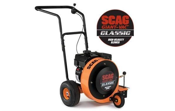 2018 Scag Power Equipment LBC15-SP170