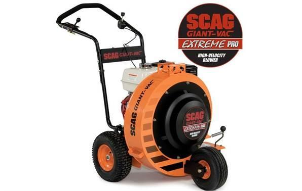 2018 Scag Power Equipment LBXP17-GX390