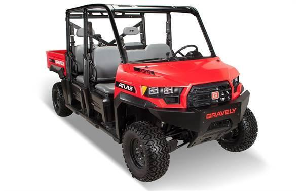 2018 Gravely Atlas JSV 6000 996203