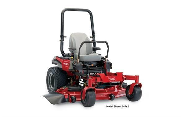 "2018 Toro 60"" TITAN HD 2000 Series (74462)"
