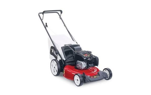 "2018 Toro 21"" High Wheel Push Mower (21320)"