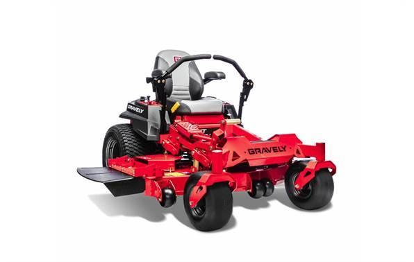 2017 Gravely ZT HD 60 991166