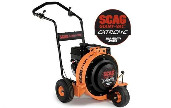 2018 Scag Power Equipment LBX15-GX270