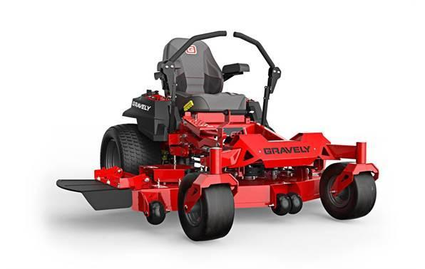 2018 Gravely ZT-HD 60 991156