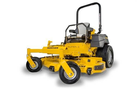 "2018 Hustler Turf Equipment Super Z 66"" Kohler 824 EFI"