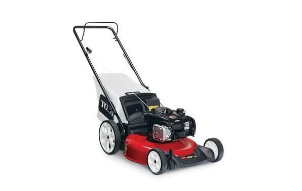 "2018 Toro 21"" High Wheel Push Mower (21319)"