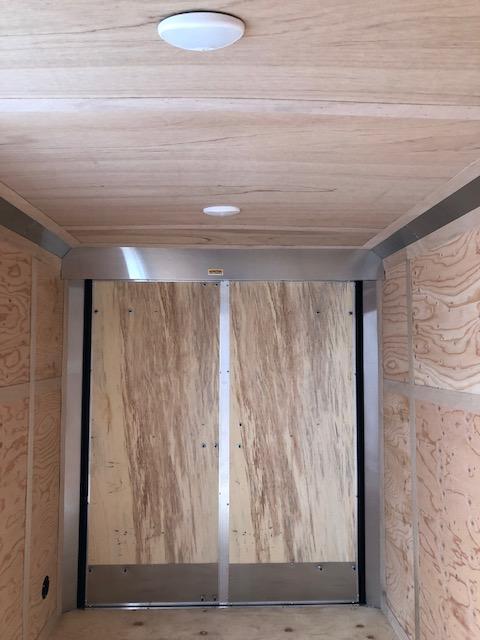 2020 Continental Cargo VHW610SA 6X10 Enclosed Cargo Trailer #LF717984