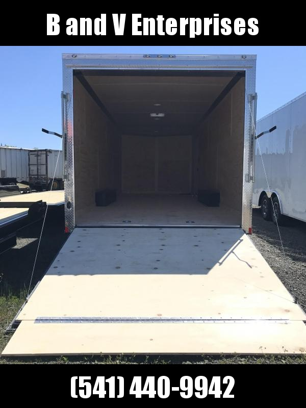2020 Continental Cargo Car hauler VHW8524TA3  8.5 X 24 Enclosed Cargo Trailer #LF717981