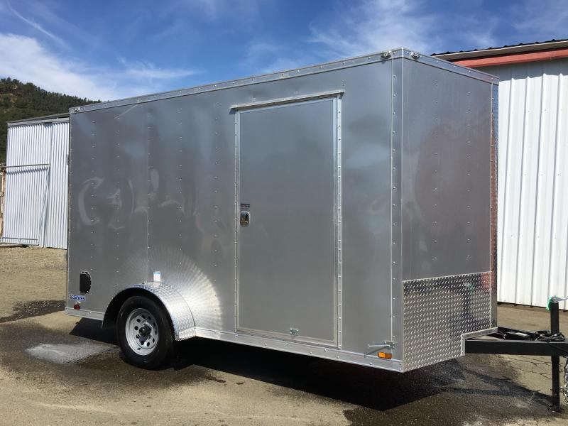 2020 Continental Cargo VHW712SA 7x12 Enclosed Cargo Trailer #LF718896