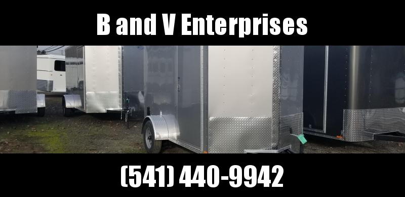 STOLEN 2019 Continental Cargo VHW610SA 6X10 Enclosed Cargo Trailer