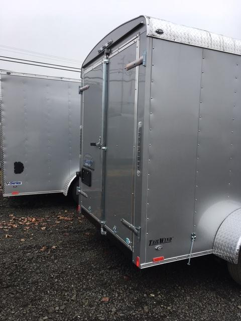 2018 6x10 Continental Cargo Trailer JF711259