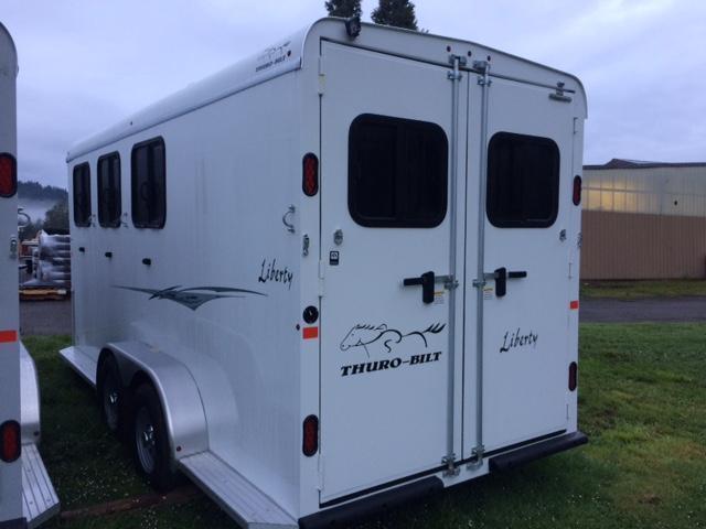 2019 Thuro-Bilt 3H Liberty Horse Trailer KR190082