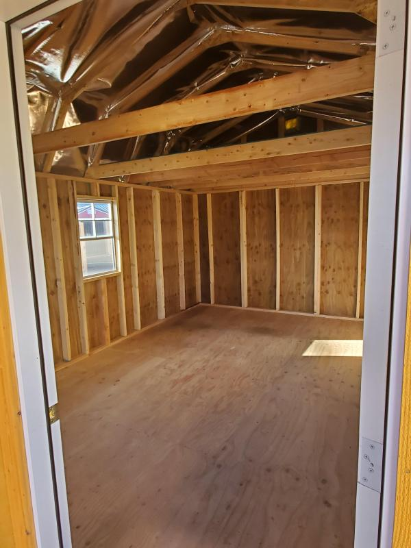 2019 Old Hickory WDLPHX Deluxe lofted playhouse package barn shed