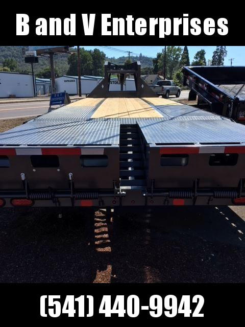 2019 Diamond C Trailers 25K TANDEM DUAL FMAX GOOSENECK HD EQUIPMENT TRAILER