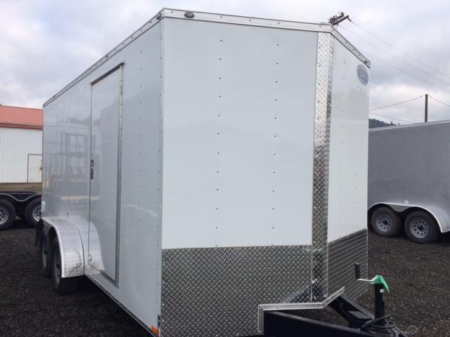 2018 7x16 Continental Cargo Trailer JF711252