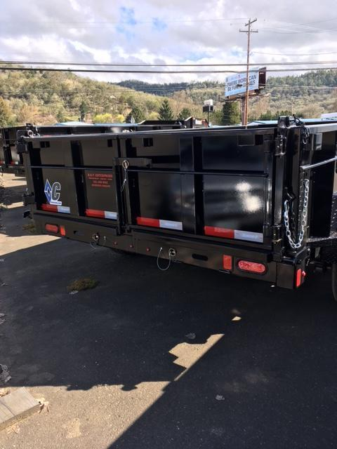 2018 Diamond C Trailers Heavy Duty 21WD 12x82 HD Dump Trailer