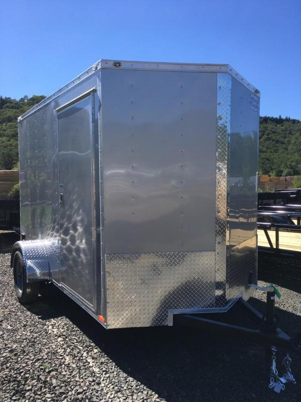 2019 Continental Cargo VHW8518TA2 8.5x18  Enclosed Cargo Trailer