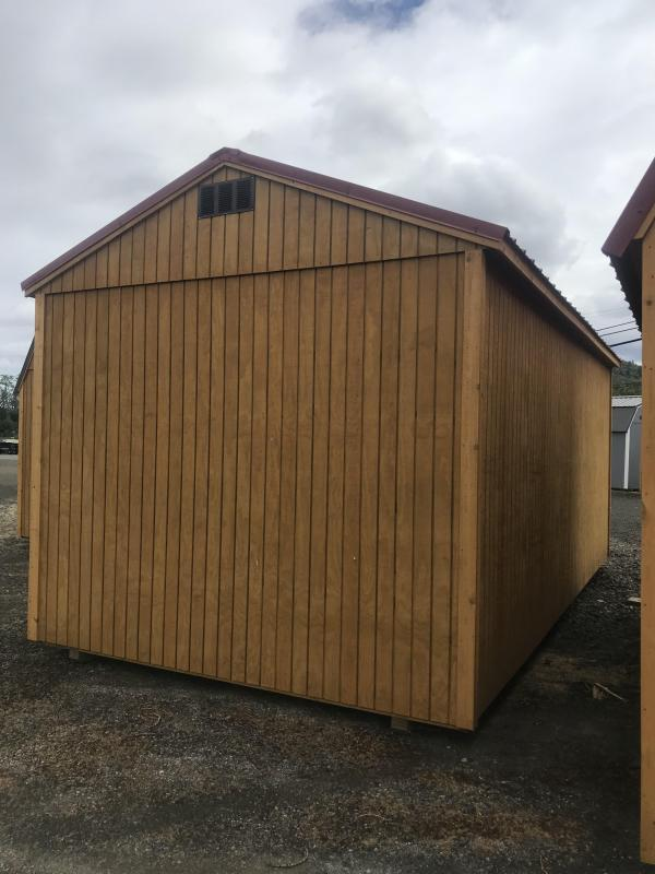 2019 Old Hickory WSUTX 10 X 20 SIDE UTILITY SHED