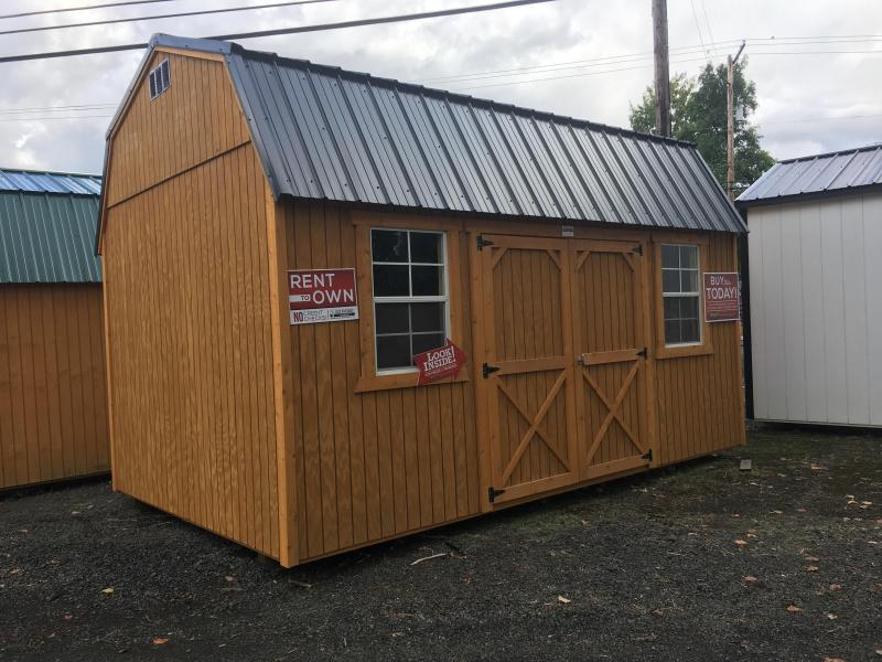 2019 Old Hickory WSLBX 10x16 SIDE LOFTED BARN SHED