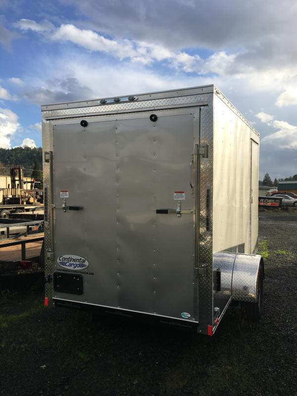 2019 Continental Cargo VHW612SA 6X12 Enclosed Cargo Trailer