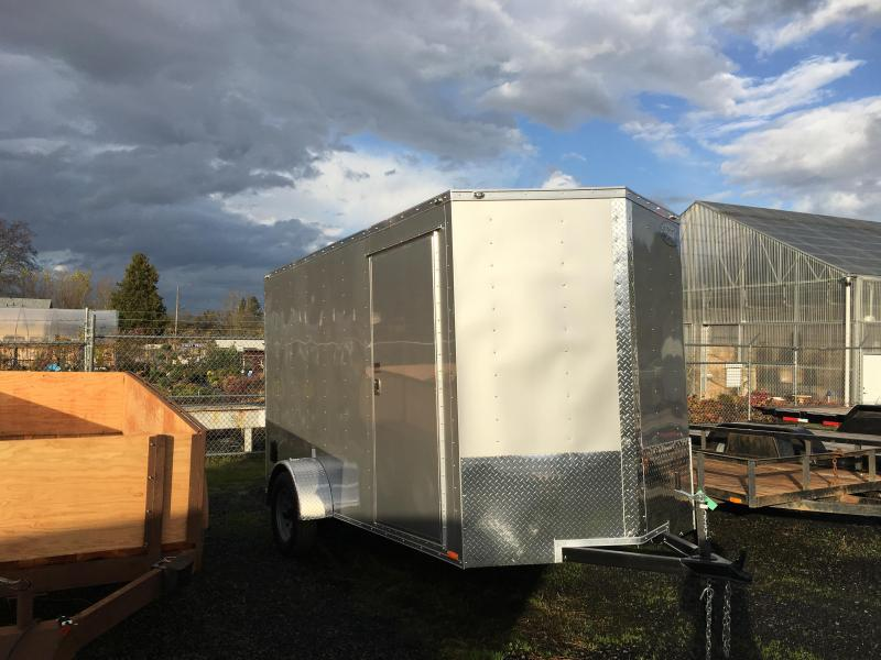 2019 Continental Cargo VHW612SA 6X12 Enclosed Cargo Trailer