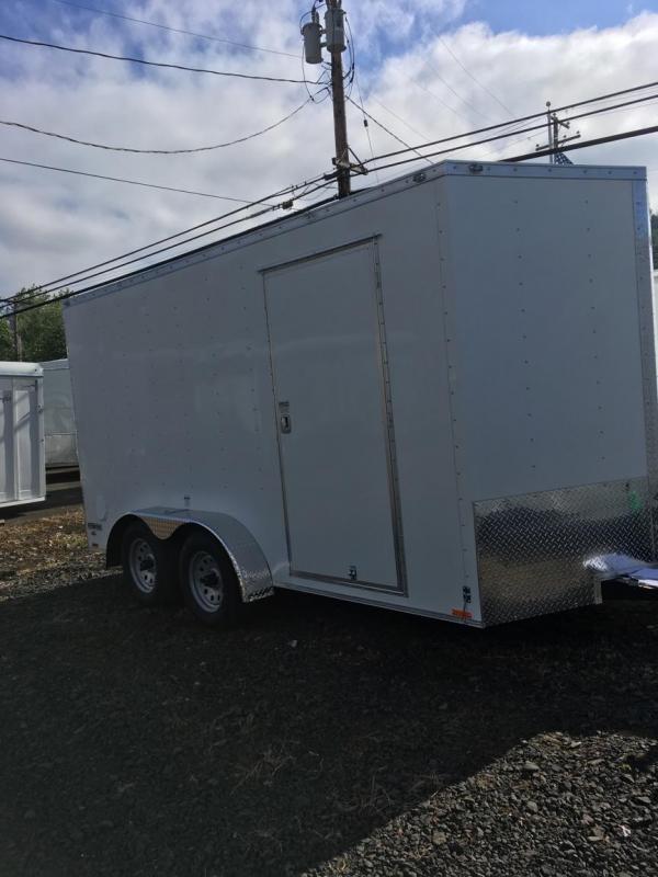 2019 Continental Cargo VHW714TA2 7x14 Enclosed Cargo Trailer KF712493