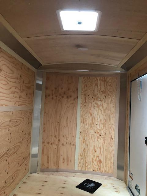 2020 Continental Cargo TW612TA2 TAILWIND 6X12 Enclosed Cargo Trailer #LF717988
