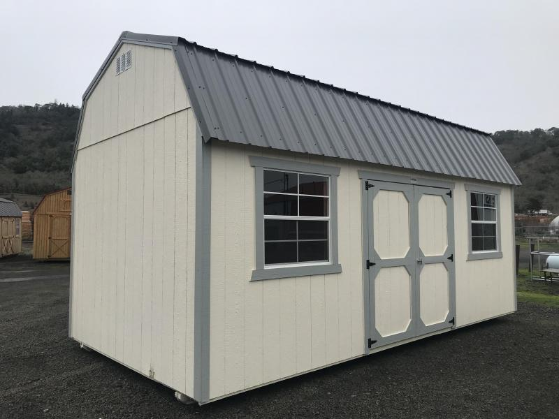 2019 Old Hickory WSLBX 10x20 deluxe lofted barn shed