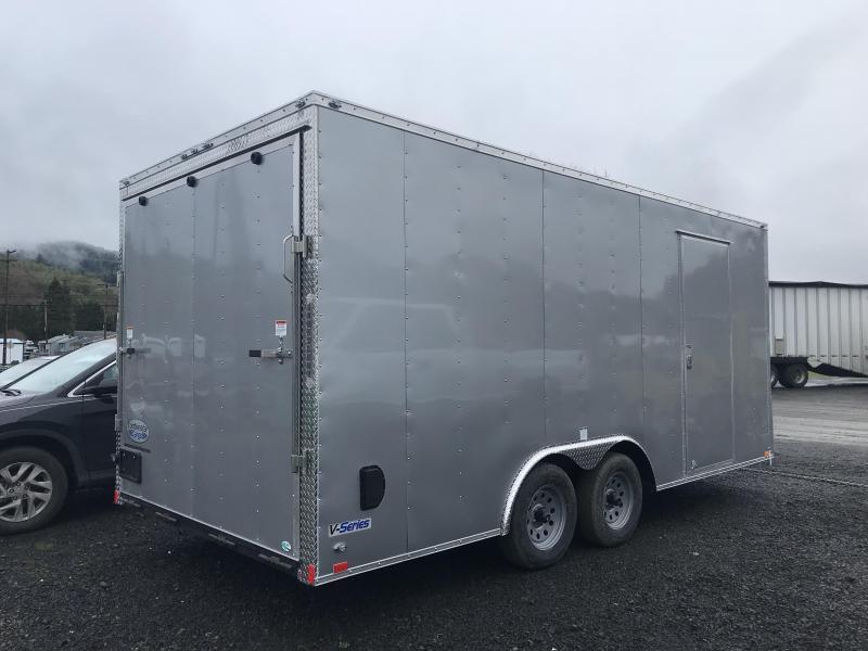 2020 Continental Cargo Car hauler VHW8520TA2  8.5 X 20 Enclosed Cargo Trailer