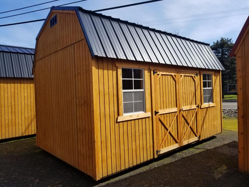 2017 Old Hickory Shed 10x16 Side Lofted Barn T3005