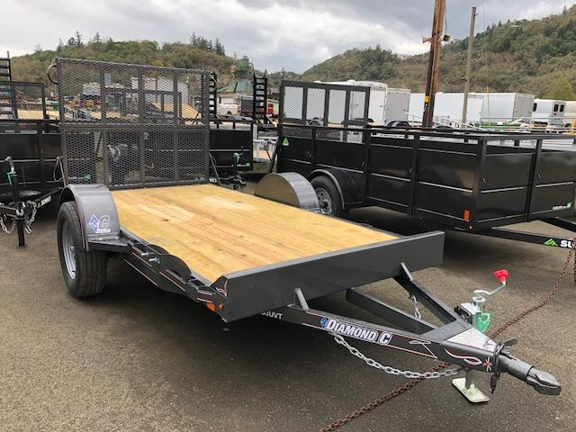 2018 Diamond C 5x10 Utility Trailer J1195071
