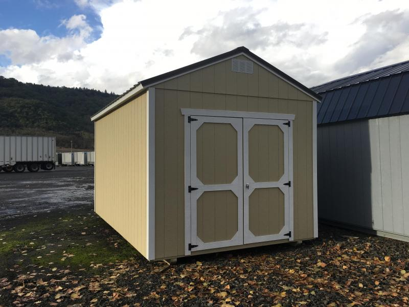 2018 Old Hickory WUTX 10 X 16 DELUXE UTILITY SHED